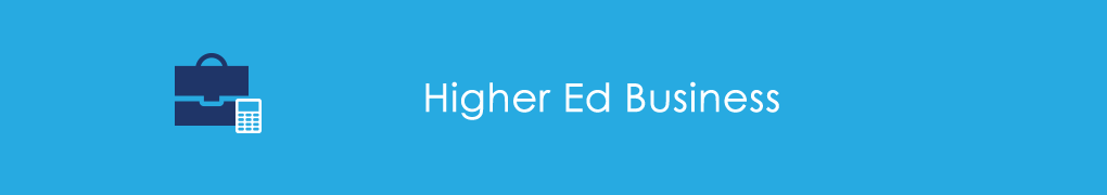 Higher Ed Business