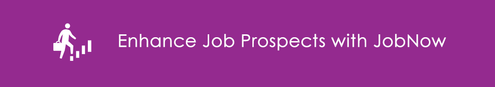 Enhance job prospects with JobNow.