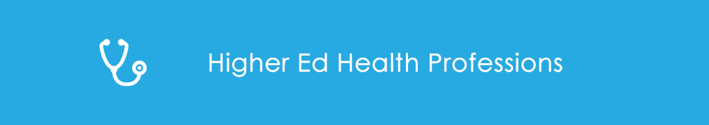 Higher Ed Health Professions