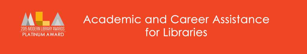 academic and career assistance for libraries