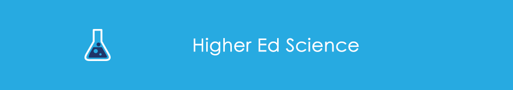 Higher Ed Science