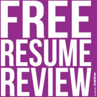 JobNow minimal Resume Review300x300