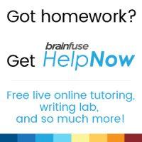 Got homework? HelpNow graphic